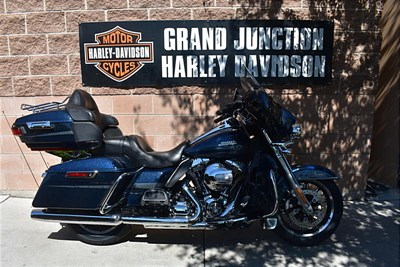 Used 2016 Harley-Davidson® Electra Glide® Ultra® Limited