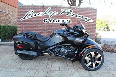 Used 2018 Can-Am Spyder F3-T SE6