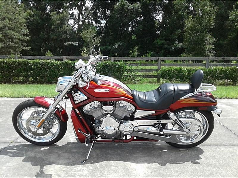 Photo of a 2005 Harley-Davidson® VRSCSE Screamin' Eagle® V-Rod®