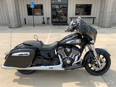 New 2021 Indian® Motorcycle Chieftain