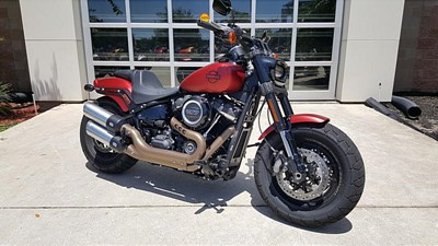 Used 2019 Harley-Davidson® Softail® Fat Bob®