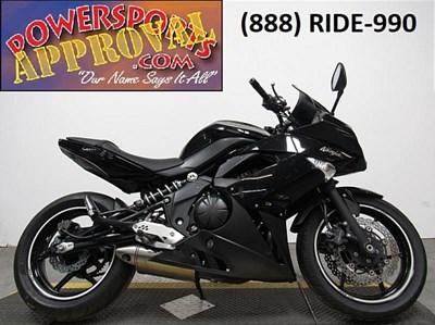 Used 2011 Kawasaki Ninja 650R