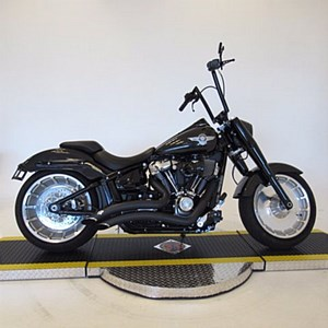 Used 2018 Harley-Davidson® Softail® Fat Boy® 114 115th Anniversary