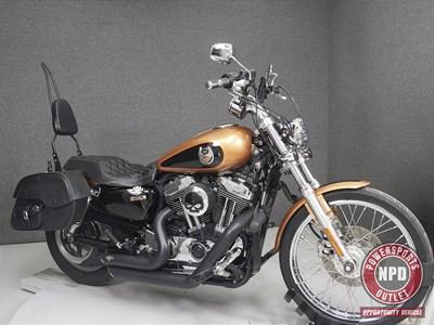 Used 2008 Harley-Davidson® Sportster® 1200 Custom Anniversary