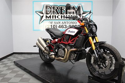 Used 2019 Indian® Motorcycle FTR™ 1200 S