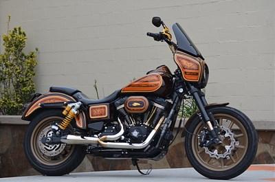Used 2017 Harley-Davidson® Dyna® Low Rider® S
