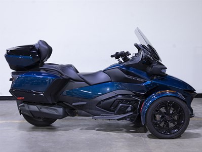 Used 2021 Can-Am Spyder RT Limited