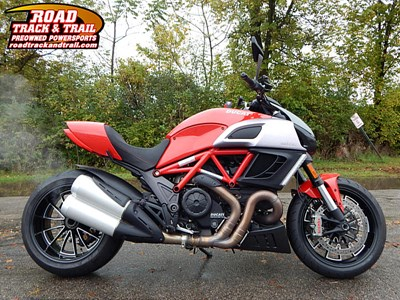 Used 2012 Ducati Diavel Carbon ABS DTC