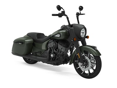 New 2020 Indian® Motorcycle Springfield Dark Horse