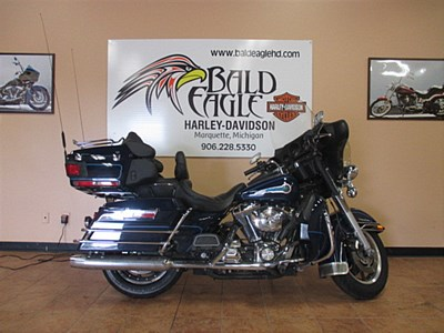 Used 2001 Harley-Davidson® Ultra Classic® Electra Glide® Shrine Edition