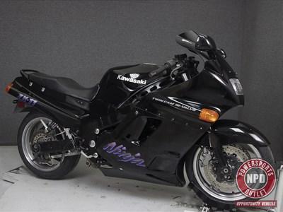 Used 1993 Kawasaki Ninja ZX-11