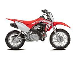 New 2019 Honda® CRF110F