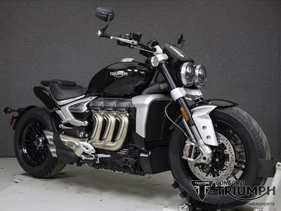 Used 2020 Triumph Rocket 3 R
