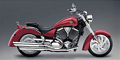 Used 2005 Victory Kingpin®