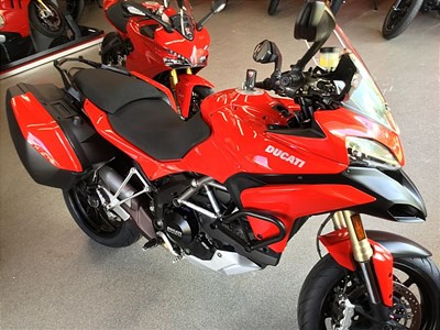 Used 2012 Ducati Multistrada 1200