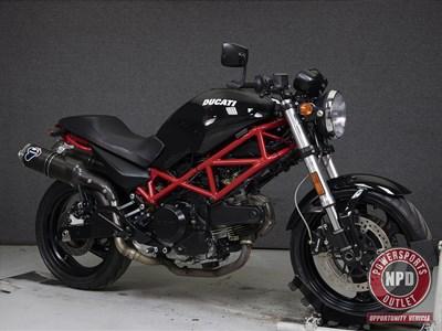 Used 2007 Ducati Monster 695