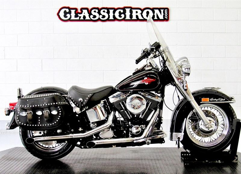 Photo of a 1991 Harley-Davidson® FLSTC Heritage Softail® Classic