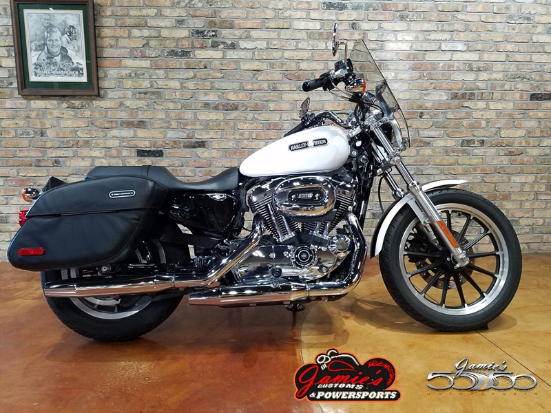 Photo of a 2007 Harley-Davidson® XL1200L Sportster® 1200 Low