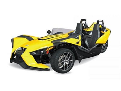 New 2018 Polaris Slingshot® SL