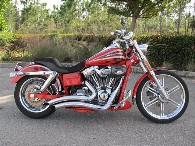 Photo of a 2008 Harley-Davidson® FXDC-ANV Dyna® Super Glide® Custom Anniversary