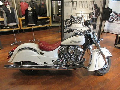 New 2017 Indian® Chief® Classic