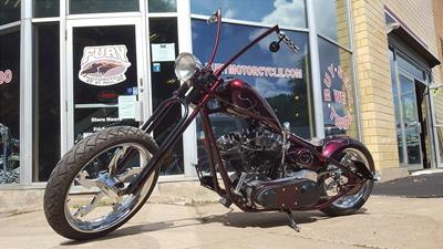 Used 2012 Special Construction Chopper