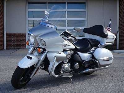 Used 2013 Kawasaki Vulcan® 1700 Voyager®