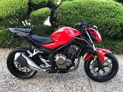 Used 2017 Honda® ABS