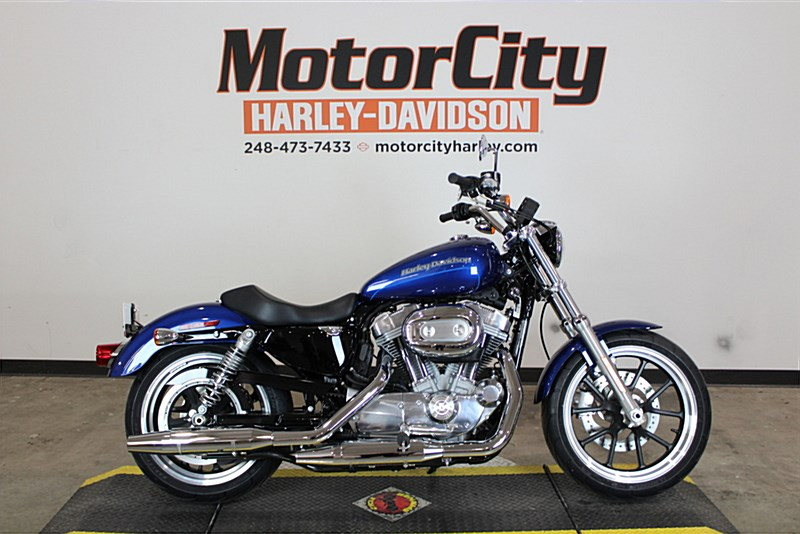 2017 Harley Davidson Xl883l Sportster Superlow