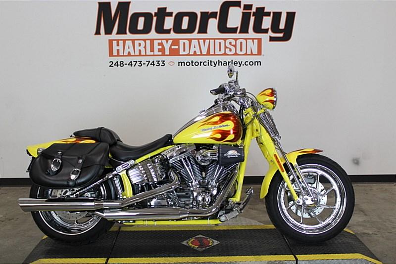 2009 Harley Davidson Fxstsse3 Cvo Softail Springer
