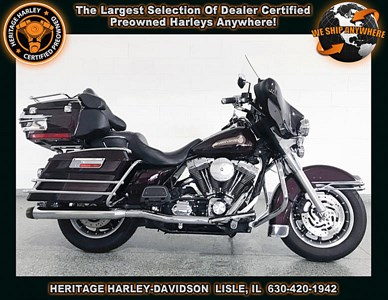 Used 2005 Harley-Davidson® Electra Glide® Classic