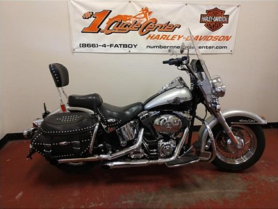 Used 2003 Harley-Davidson® Heritage Softail® Classic