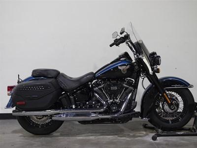 Used 2018 Harley-Davidson® Softail® Heritage Classic 114 115th Anniversary