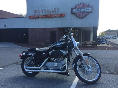Used 2003 Harley-Davidson® Sportster® 883 Custom
