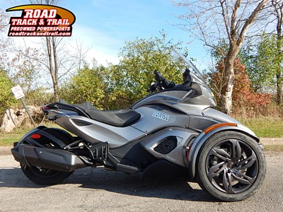 Used 2013 Can-Am Spyder® ST-S SE5
