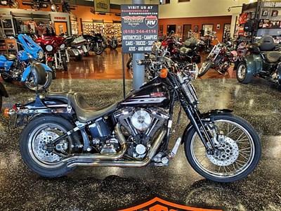 Used 1997 Harley-Davidson® Softail® Bad Boy™
