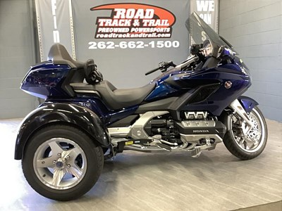 Used 2018 Honda® Gold Wing Automatic DCT
