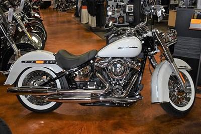 New 2020 Harley-Davidson® Deluxe
