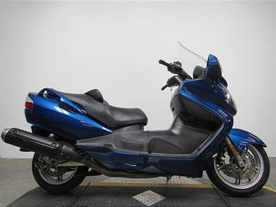 Used 2008 Suzuki Burgman 650