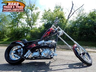 Used 2005 Hellbound Steel Chopper