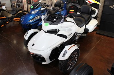 New 2019 Can-Am Spyder F3 Limited Chrome