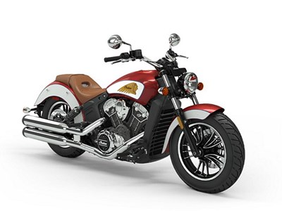 New 2020 Indian® Motorcycle Scout Icon