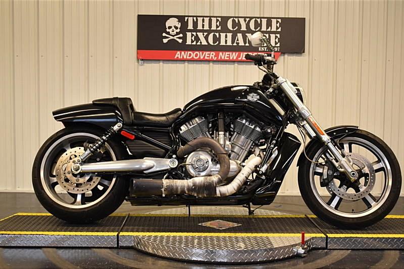 Photo of a 2017 Harley-Davidson® VRSCF V-Rod® Muscle