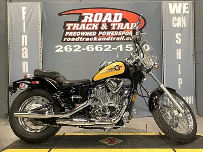 Used 1997 Honda® Shadow VLX