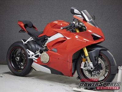 Used 2018 Ducati Panigale V4 S