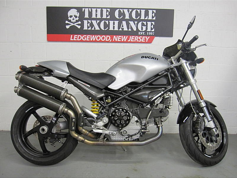 Photo of a 2006 Ducati S2R-1000 Monster S2R 1000