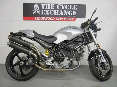 Used 2006 Ducati Monster S2R 1000