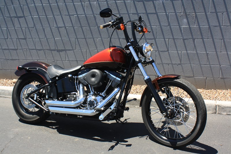 Photo of a 2013 Harley-Davidson® FXS Softail® Blackline™