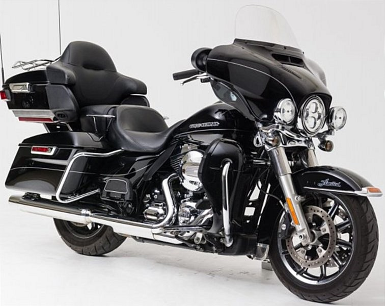 2014 harley davidson flhtk electra glide ultra limited black renton washington 717714. Black Bedroom Furniture Sets. Home Design Ideas