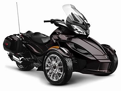 Used 2014 Can-Am Spyder ST Limited SE5